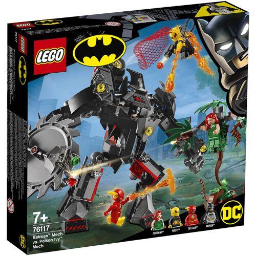 Lego Super Heroes: Batman™ Mech vs. Poison Ivy™ Mech 76117