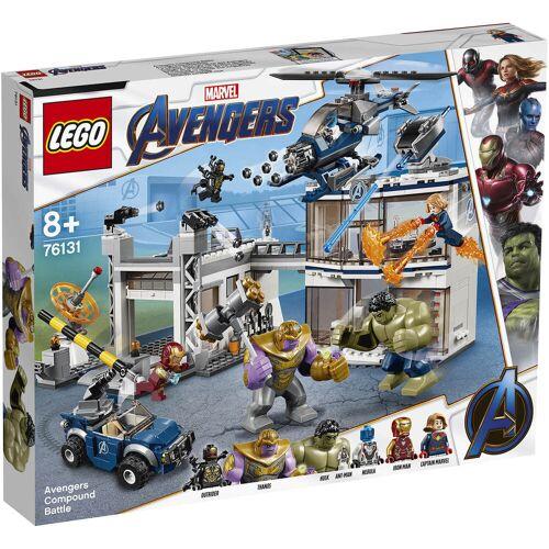 Lego Super Heroes: Avengers Hauptquartier 76131