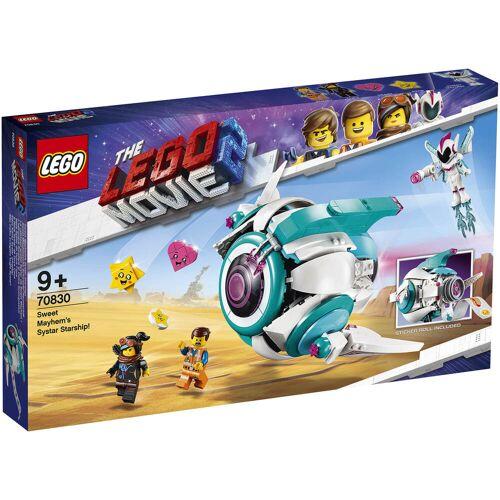 Lego Sweet Mischmaschs Systar Raumschiff
