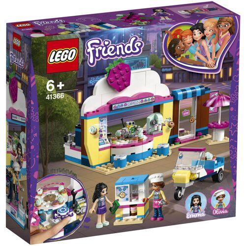 Lego Friends: Olivias Cupcake Café 41366
