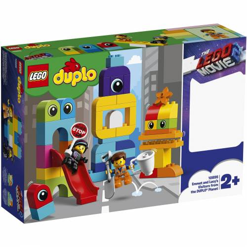 Lego Duplo Movie 2: Besucher vom LEGO DUPLO Planeten