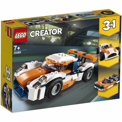 Lego Creator: Rennwagen (31089)