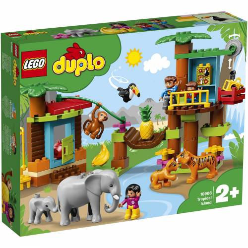 Lego Duplo Bauhaus im Dschungel (10906)