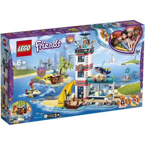 Lego Friends: Leuchtturm mit Flutlicht (41380)