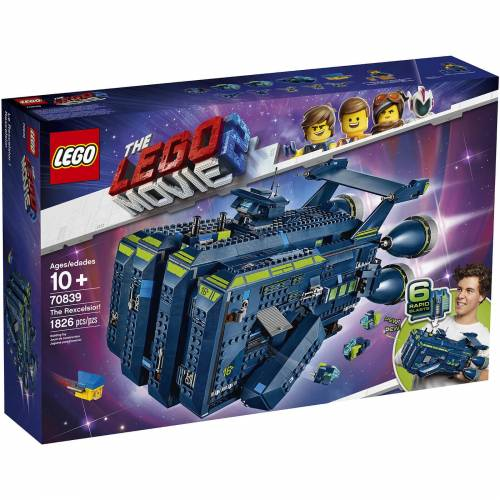 Lego Movie: Die Rexcelsior! (70839)