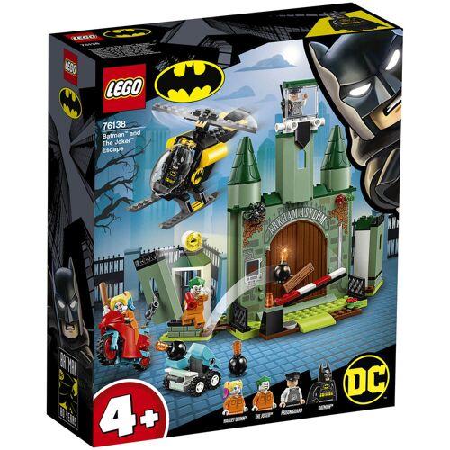 Lego Super Heroes: Joker™ auf der Flucht und Batman™ (76138)