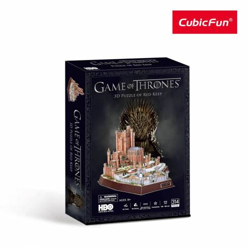 Paul Lamond Games Game Of Thrones Red Keep 3D Puzzle