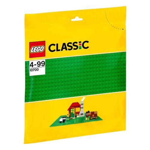 Lego Classic: Grüne Grundplatte (10700)