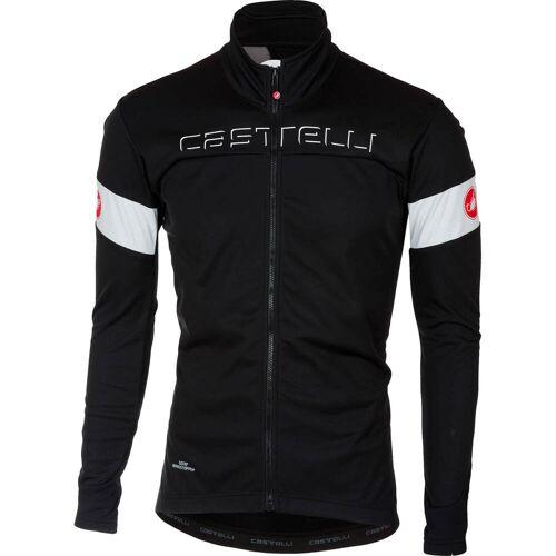 Castelli Übergangsjacke - M - Black/White
