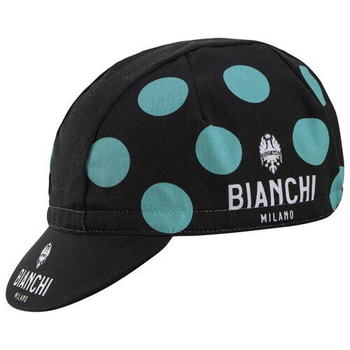 Bianchi Neon Cap - Celeste Polka