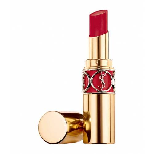 Yves Saint Laurent Rouge Volupté Shine Lipstick SPF 15, 82 Orange Tulle, 4.5 g