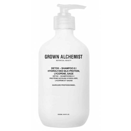 Grown Alchemist Shampoo Detox - Shampoo 0.1, 500 ml