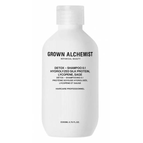 Grown Alchemist Shampoo Detox - Shampoo 0.1, 200 ml