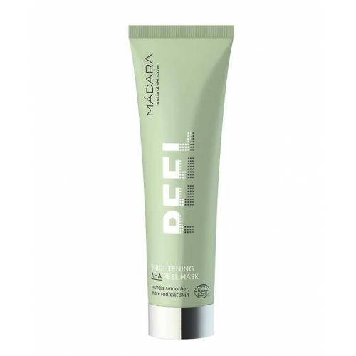 Mádara Peeling/Maske Brightening AHA Peel Mask, 60 ml