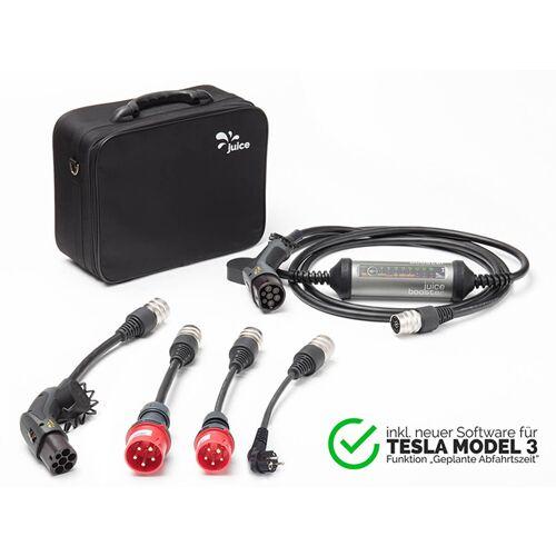 Juice Technology JUICE BOOSTER 2 + Tesla Model 3 Paket