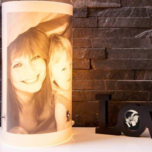 Personello Fotolampe personalisieren