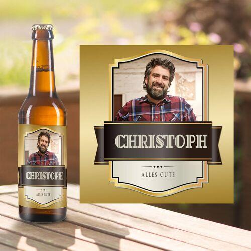 Personello Bier-Etiketten personalisieren