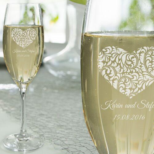 Personello Geschenke zum 30. Geburtstag für Männer – Sektglas