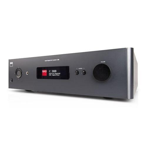 NAD C388 Verstärker mit Bluetooth