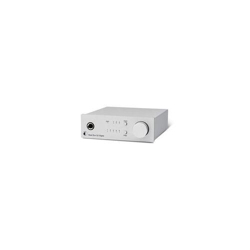 Pro-Ject Head Box S2 Digital Kopfhörerverstärker Silber