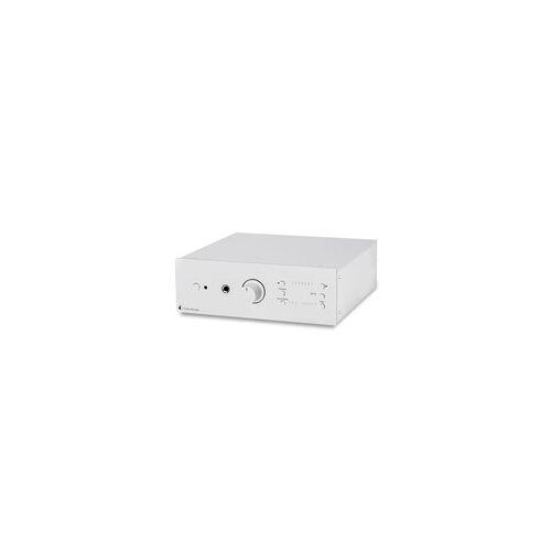 Pro-Ject Pre Box DS2 Digital Kopfhörerverstärker Silber