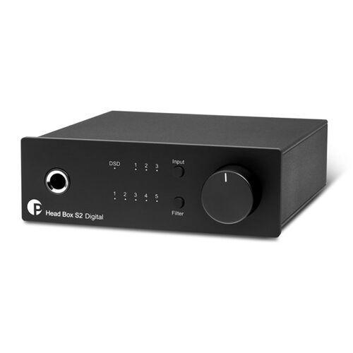 Pro-Ject Head Box S2 Digital Kopfhörerverstärker
