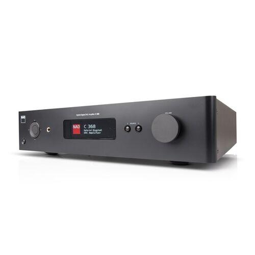 NAD C368 Verstärker mit Bluetooth