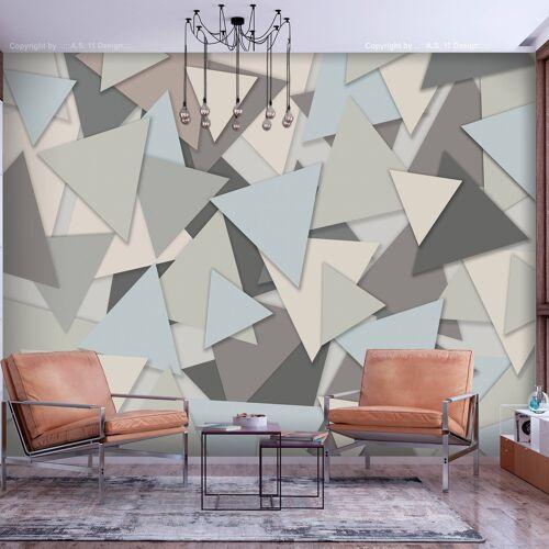 Artgeist Fototapete - Geometric Puzzle