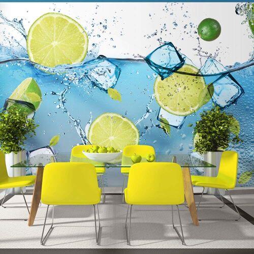 Artgeist Fototapete - Erfrischende Limonade