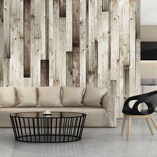 Artgeist Fototapete - Holzboden