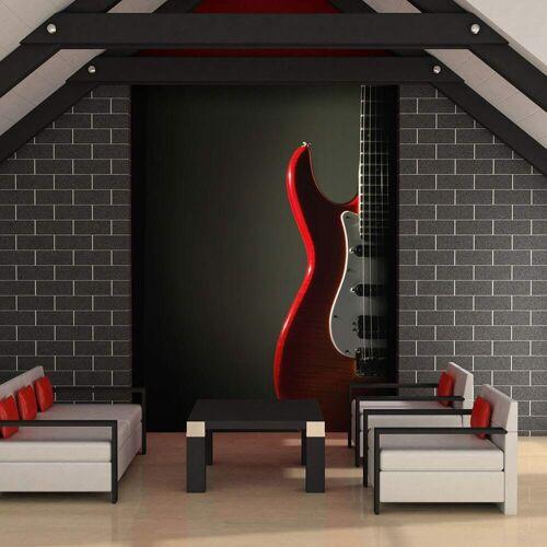 Artgeist Fototapete - E-Gitarre