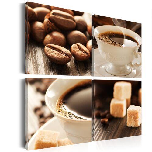 Artgeist Wandbild - Kaffeetasse