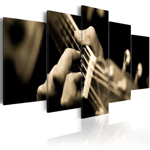 Artgeist Wandbild - Klassische Gitarre