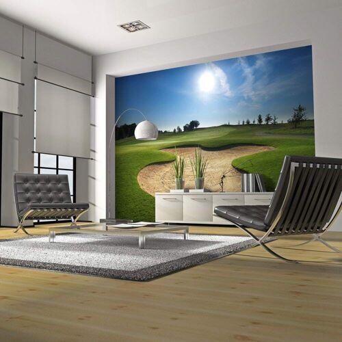 Artgeist Fototapete - Golfplatz