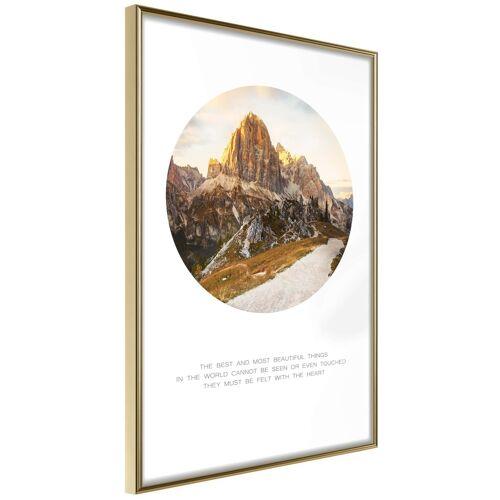 Artgeist Poster - Peak of Dreams