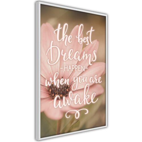 Artgeist Poster - The Best Dreams