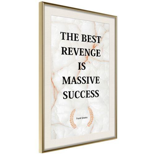 Artgeist Poster - The Best Motivation