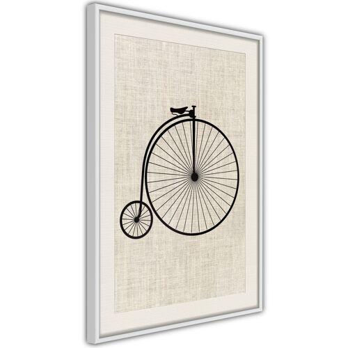 Artgeist Poster - Penny-Farthing