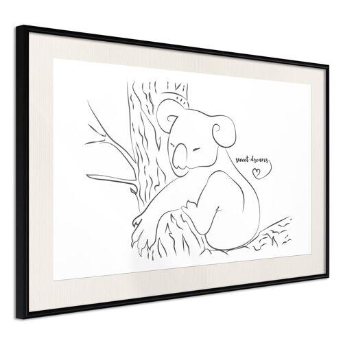 Artgeist Poster - Resting Koala