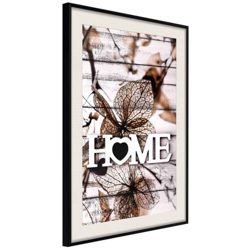 Artgeist Poster - Family Home