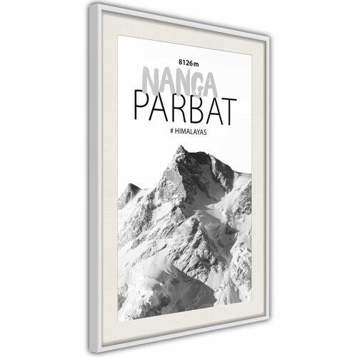 Artgeist Poster - Peaks of the World: Nanga Parbat