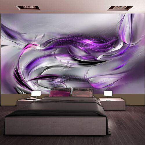 Artgeist XXL Tapete - Purple Swirls II