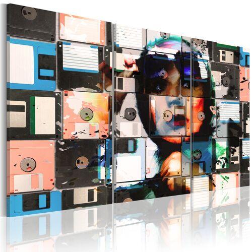 Artgeist Wandbild - Memory snapshots