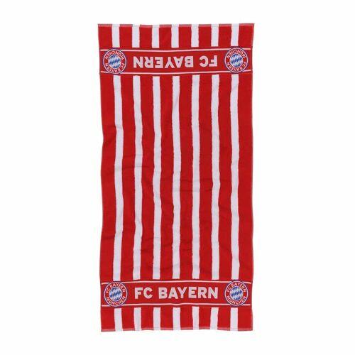 FC Bayern München Handtücher rot/weiss