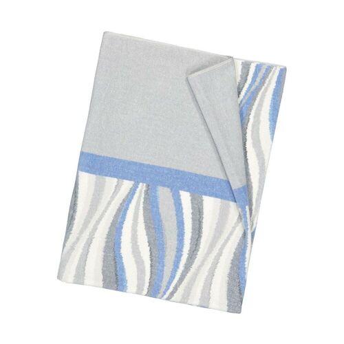 Feiler Handtücher Wave blue