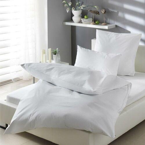 Allergovita Evolon Encasing Bettwäsche für Hausstauballergiker Deluxe weiß