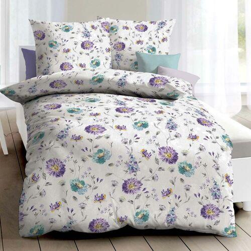 Kaeppel Jersey Bettwäsche Luana violett violett
