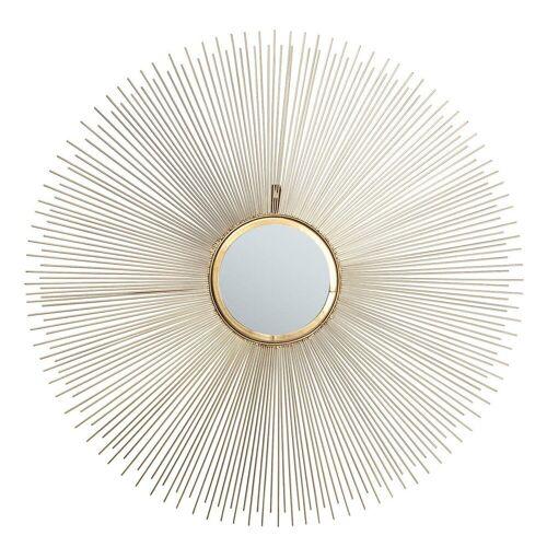 Kare Spiegel Sunbeam 90cm
