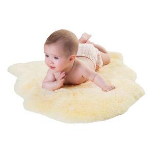 Fellhof Baby Lammfell geschoren