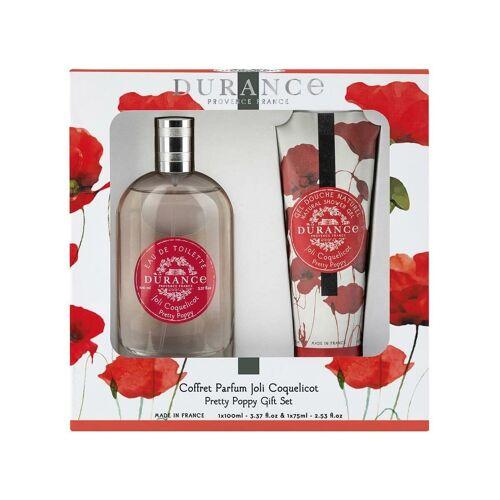 Durance Parfum Box Schöne Mohnblume